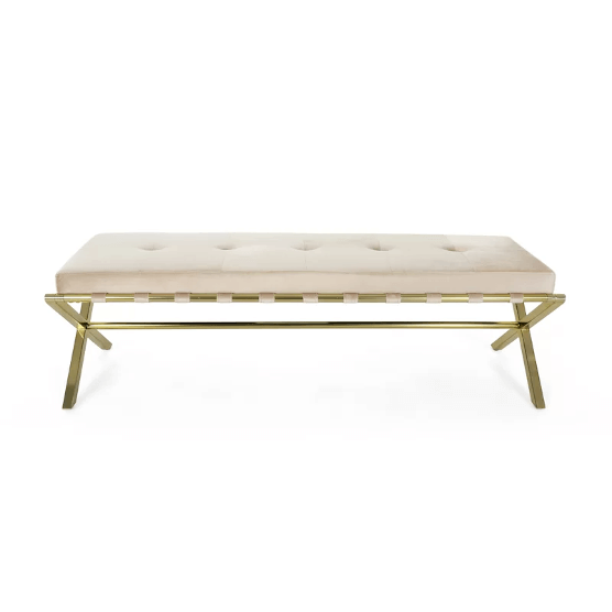 Woeburn Upholstered Bench